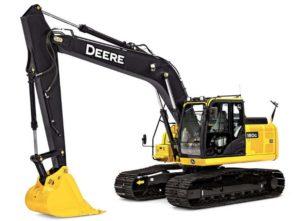 John Deere 180G LC Excavator