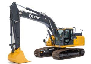John Deere 210G LC Excavator