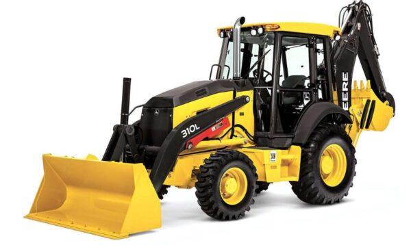 John Deere 310 L Backhoe Construction Equipment