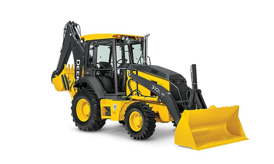 John Deere 310L EP Backhoe Construction Equipment