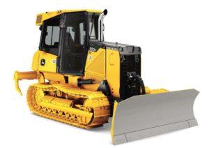 John Deere 550K Crawler Dozer price