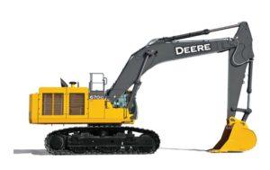 John Deere 670G LC Excavator