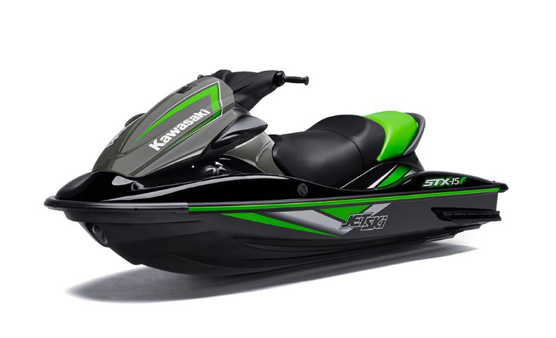 Kawasaki jet ski STX-15F Key Features