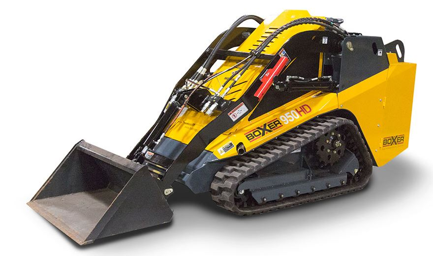 Boxer 950HD Mini Skid-Steer Price
