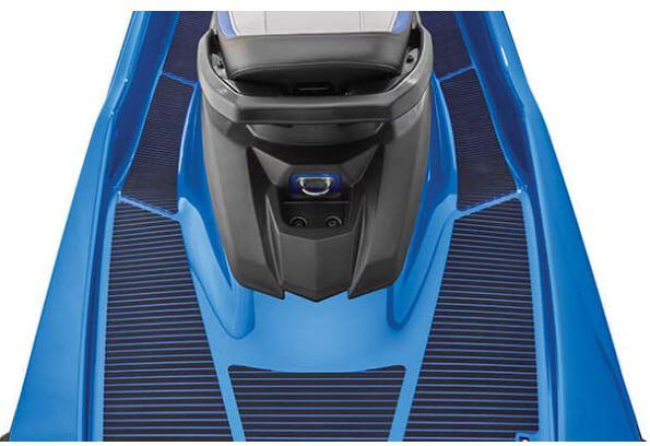 Yamaha EX Deluxe Hydro-Turf mats