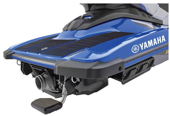 Yamaha EX Deluxe Reboarding Step