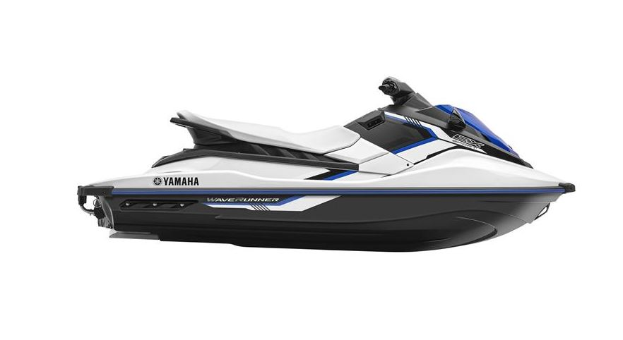 Yamaha EX Sport Waverunner Jet Ski Water Craft Overview