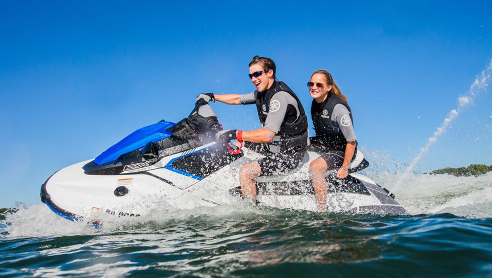 Yamaha EX Sport Waverunner Key Facts