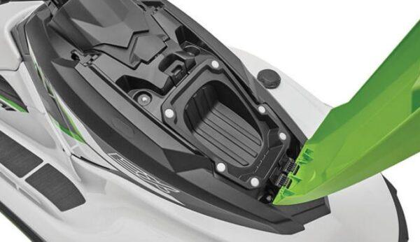 Yamaha EX Waverunner Bow Storage
