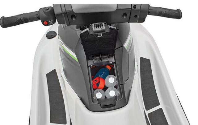 Yamaha EX Waverunner Glovebox Access
