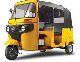 Bajaj RE Auto Rickshaw Compact 4S CNG