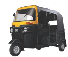 Bajaj RE Auto Rickshaw Compact 4SLPG