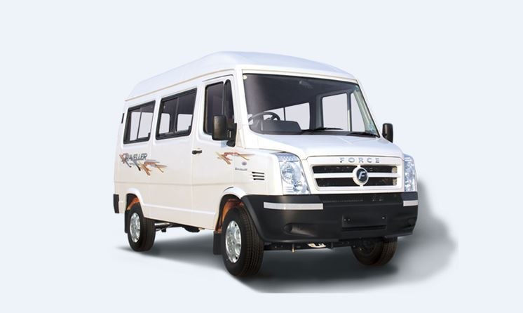 FORCE TRAVELLER 3050 Price List in india