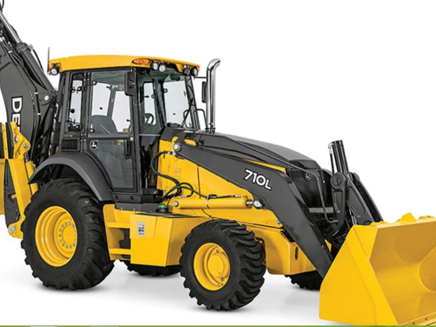John Deere 710L Backhoe Review Specs Price
