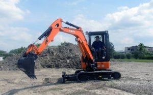 KubotaKX033-4GExcavator price