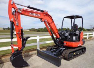 KubotaKX040-4TAExcavator price