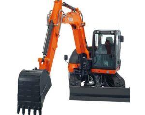 KubotaKX080-4SGExcavator price