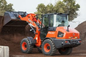 Kubota R630C Wheel Loader price