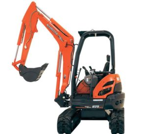 Kubota U25-HGS Excavator price