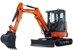 Kubota U35-4G Excavator price