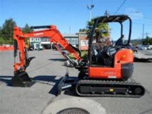 Kubota U35-4HGA Excavator price