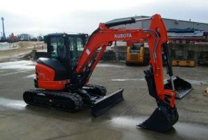 Kubota U55-4A1 Excavator price