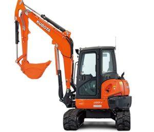 Kubota U55-4G1 Excavator price