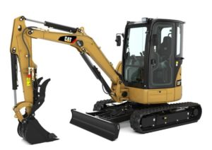 Caterpillar 304E CR Hydraulic Excavator