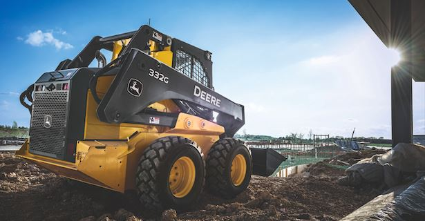 John Deere 312GR Skid Steer Specifications