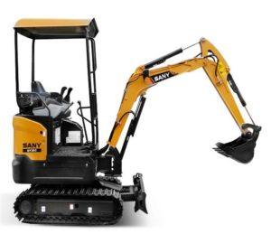 SANYSY20C 2 Tonne Excavator price in India