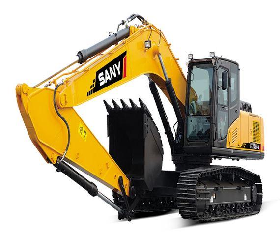 SANYSY240C-9 24 Ton Excavator price in India