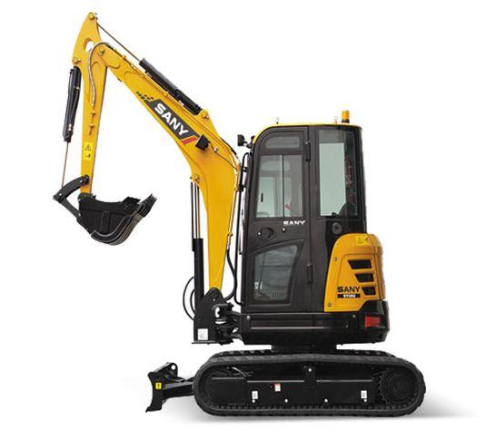 SANYSY35U 3.5 Tonne Excavator price in India