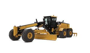 caterpillar 24m motor grader price