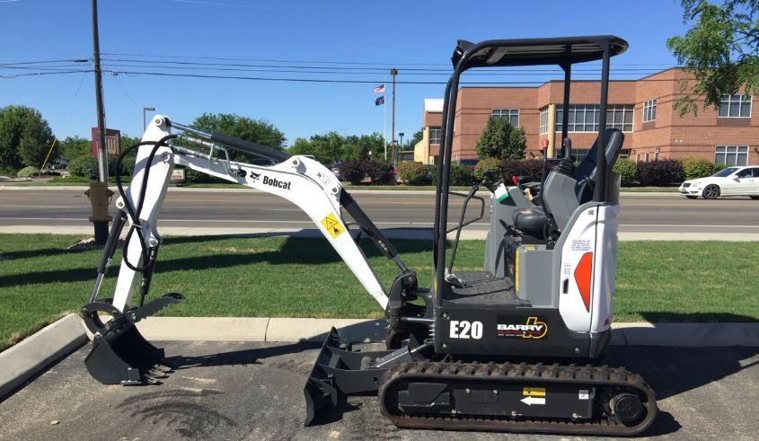 Bobcat E20 Compact Excavator Key Facts