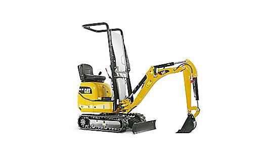 CAT 300.9D Mini Excavator Overview