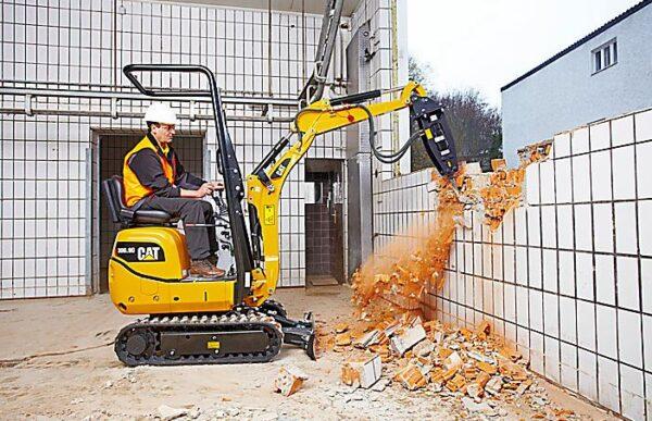 CAT 300.9D Mini Excavator Price