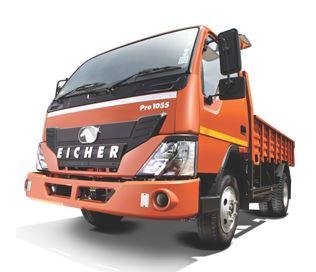 EICHER PRO 1055 (DSD)Truck Price in India