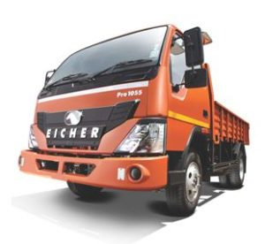 EICHER PRO 1055K Truck Price in India
