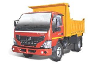 EICHER PRO 1080XPTTruck Price in India