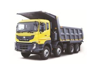 EICHER PRO 8031XM (8X4) Truck Price in india