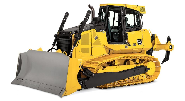 John Deere 750K Crawler Dozer Construction Equipment