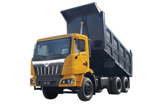 Mahindra BLAZO 31 8X4 Tipper