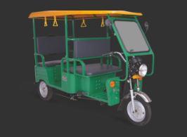 Atul Elite Passenger 4+1 Price in India