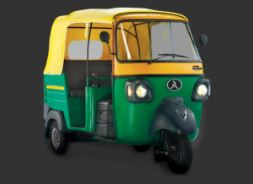 Atul Gemini CNG Auto Rickshaw Price in India