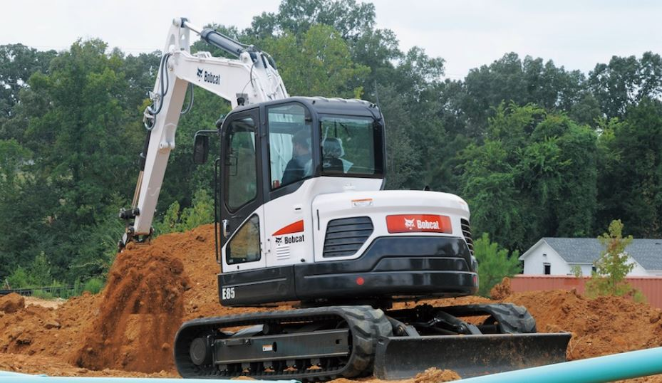 Bobcat E63 Mini Excavator Specifications