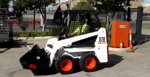 Bobcat S70 Mini Skid-Steer Loader Overview