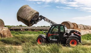 Bobcat VersaHANDLER V519 Telehandler Specifications