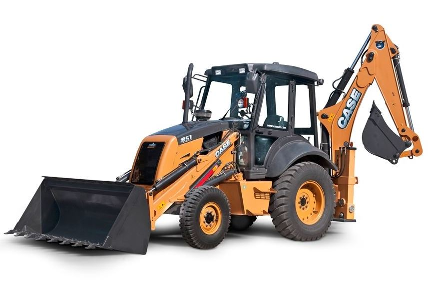 Case 770EX Backhoe Loaders
