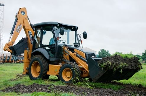 Case 770EX MAGNUM Backhoe Loader Specifications