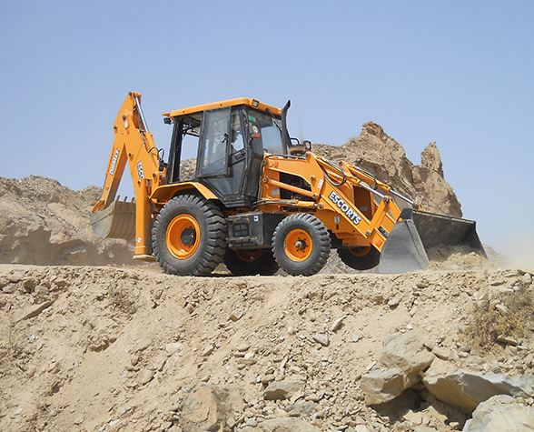 Escorts Digmax - II (2 WD) Backhoe Loader Price